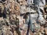 Big Rock Interchange: Jackfork Sandstone