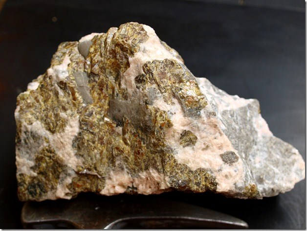 sphalerite and dolomite (1)