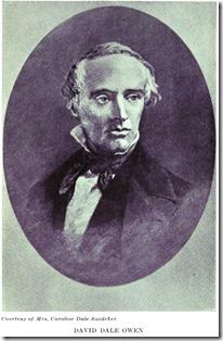 David Dale Owen portrait